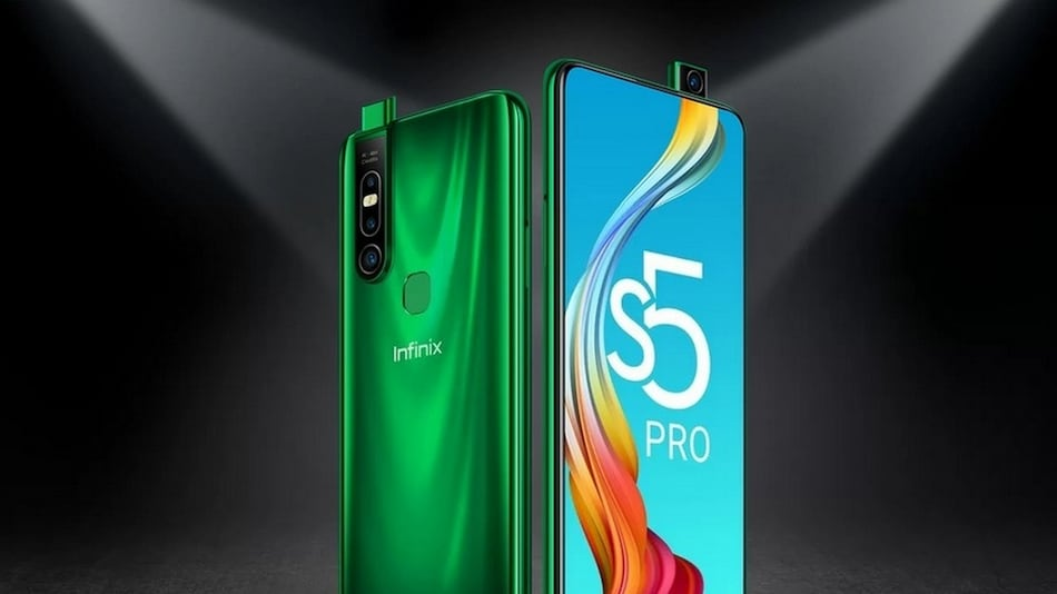 Infinix S5 Pro With Pop-Up Selfie Camera, Triple Rear Cameras to Launch in India on March 6