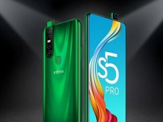 Infinix S5 Pro With Pop-Up Selfie Camera Launching in India on March 6