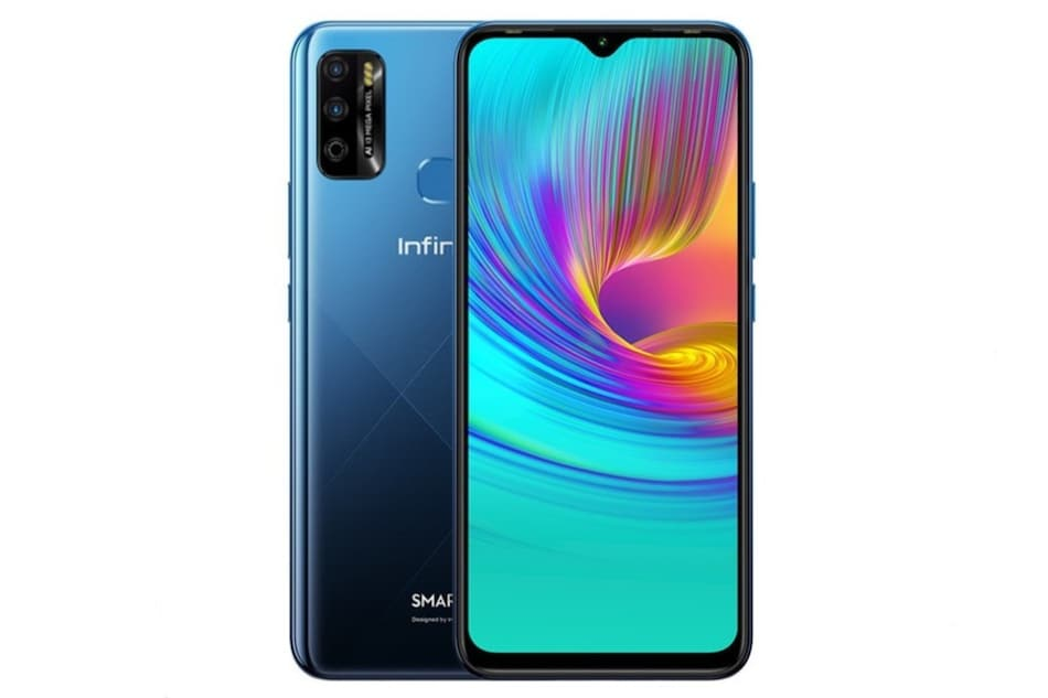 Infinix Smart 4 With Dual Rear Cameras, MediaTek Helio A22 SoC Launched in India: Price, Specifications