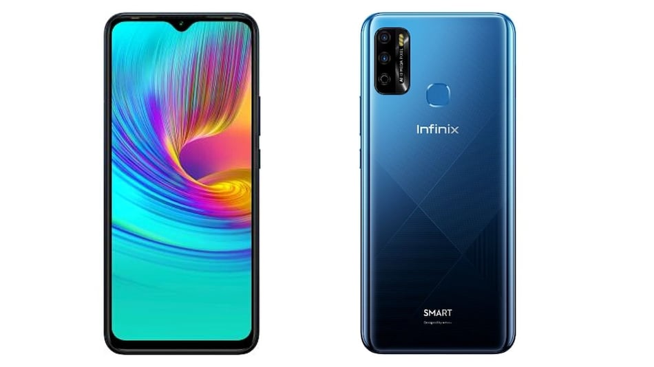 Infinix Smart 4 Plus With Dual Rear Cameras, 6,000mAh Battery Launched in India: Price, Specifications