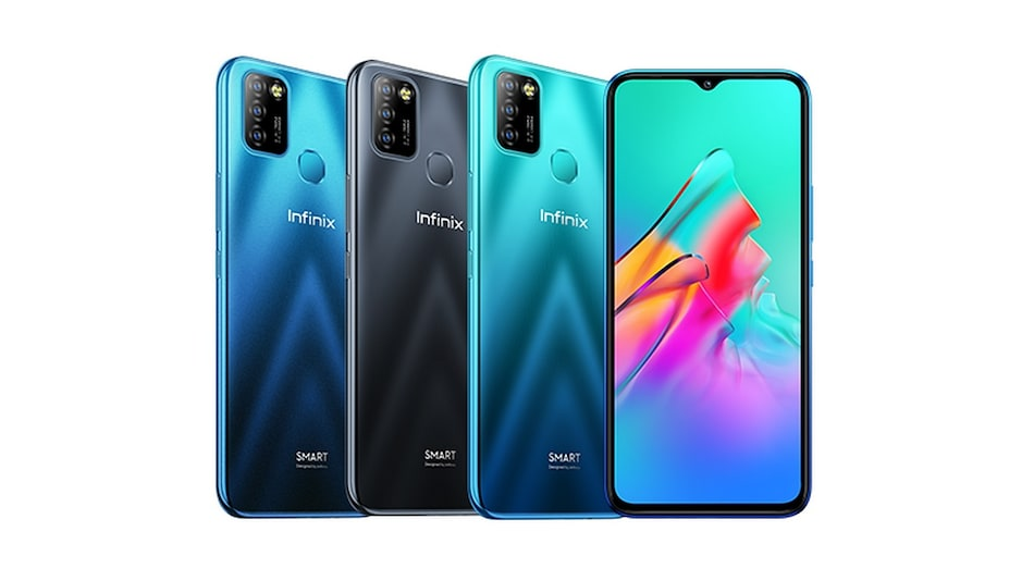 Infinix Smart 5 With 5,000mAh Battery, Triple Rear Camera Setup Launched: Price, Specifications