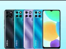 Infinix Smart 6 Launched With Dual Rear Cameras, 5,000mAh Battery