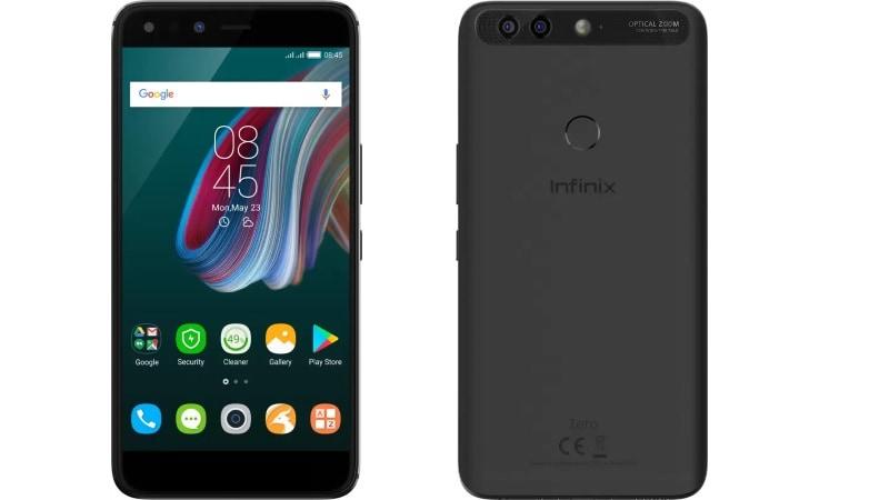 Infinix Zero 5, Zero 5 Pro With 6GB RAM, Dual Rear Cameras Launched