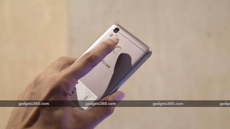 infocus turbo 5 fingerprint gadgets 360 infocus