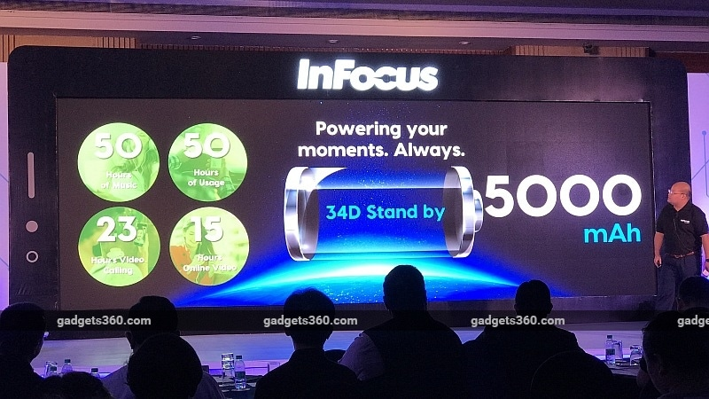 infocus turbo 5 launch event battery gadgets 360 infocus