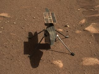 NASA Mars Ingenuity Helicopter Given New Scouting Mission: Scout Ahead of the Perseverance