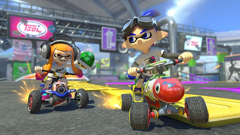 Mario Kart 8 Deluxe S New Characters What You Need To Know