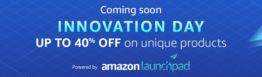 Amazon Innovation Day to Mark Second Anniversary of Launchpad in India