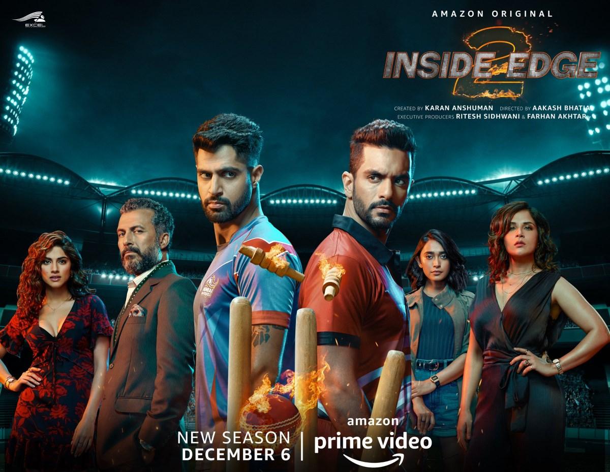 inside edge 2 poster h Inside Edge 2