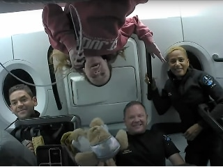 4 SpaceX Space Tourists Set To Return To Earth