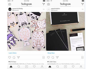 Instagram Crosses 1 Million Monthly Active Advertisers Milestone