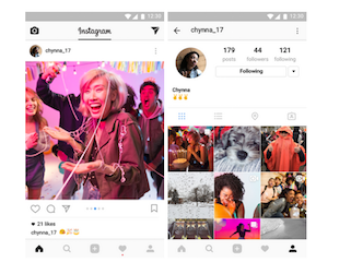 Instagram Now Lets Share Multiple Photos, Videos in a Single Carousel-Style Post