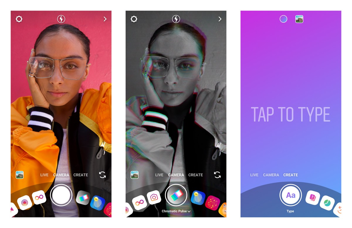 Instagram Gets New Camera, Ability to Shop From Creators, and Fundraising Feature