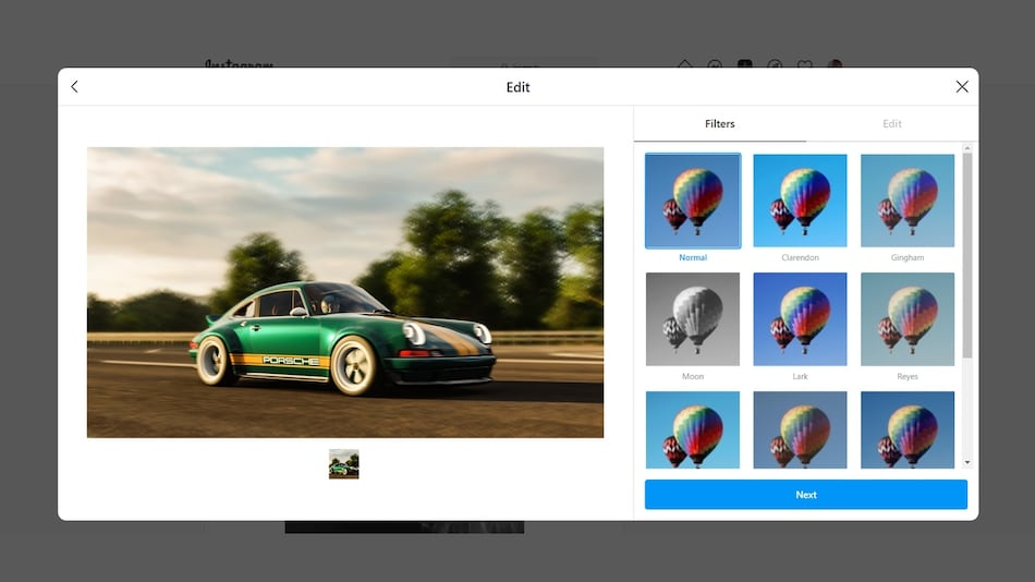 Instagram Testing Ability to Let Users Post Directly From Desktop: Here's How
