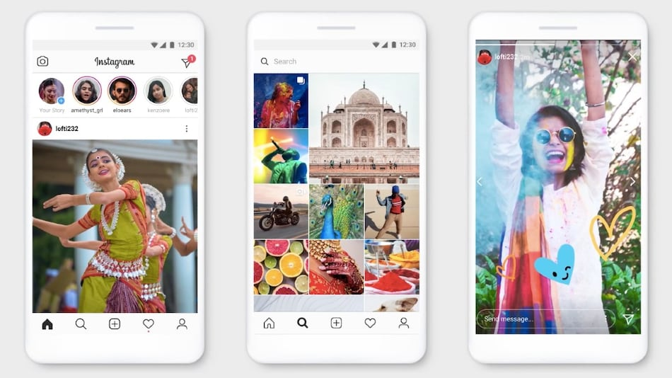 Instagram Lite Makes Comeback in India, New Content Programme Launched With Focus on Reels