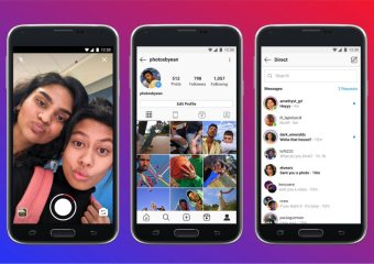 Instagram Lite Launched by Facebook in 170 Countries With Lower Bandwidth