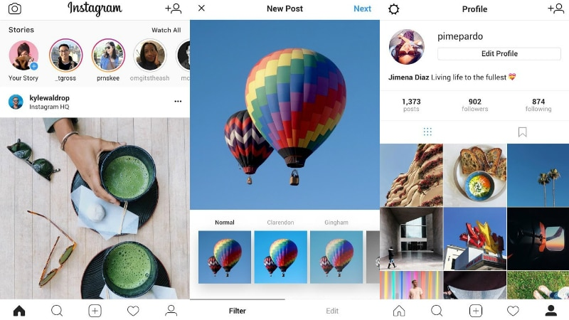 Instagram Lite Now in Testing, a New Lightweight App From Facebook for  Developing Countries | Technology News