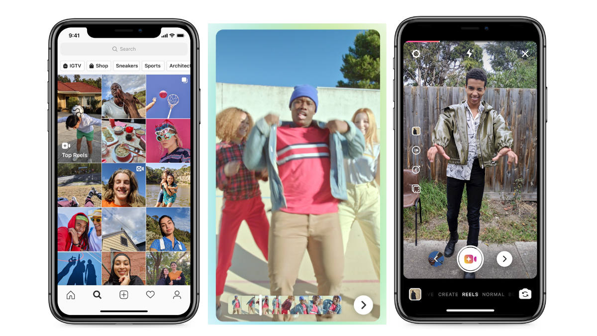 Instagram Reels Launched as It Looks to Compete Against TIkTok