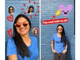 Instagram Stories and Direct Gets Selfie Stickers, Custom Geostickers, and More