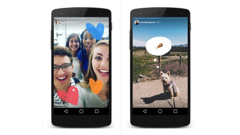 Facebook Now Lets You Directly Post Instagram Stories