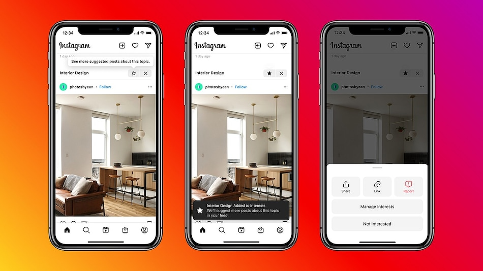 Instagram Tests Mixing Suggested Posts With Regular Posts on Your Feed: Report