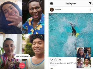Instagram Gets Video Chat, AR Camera Effects, Topic Channels on Explore, and More