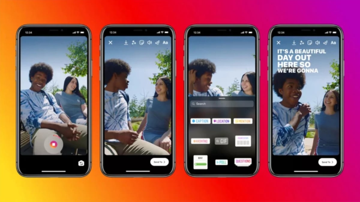 Instagram Rolling Out Captions for Stories, Reels to Get It Soon: How to Use