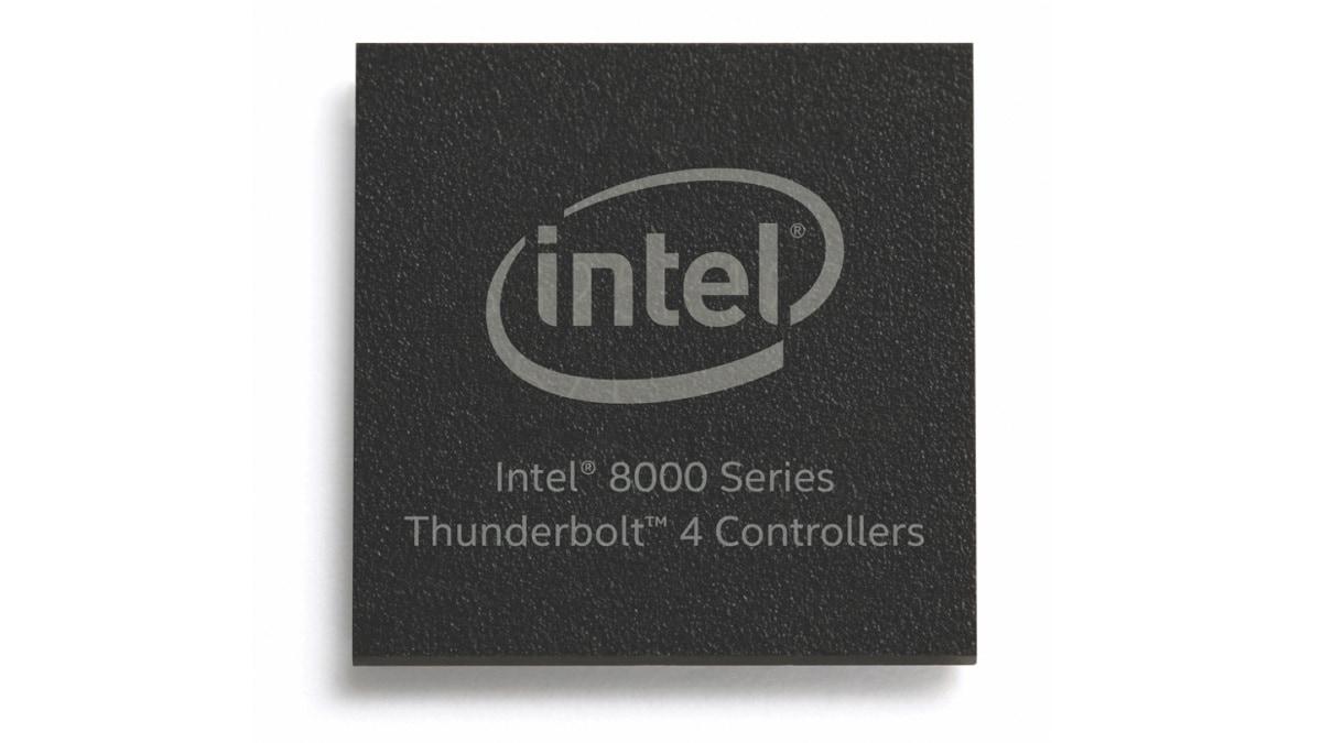 intel 8000 series thunderbolt 4 controller Intel 8000 Series Thunderbolt 4 Controller