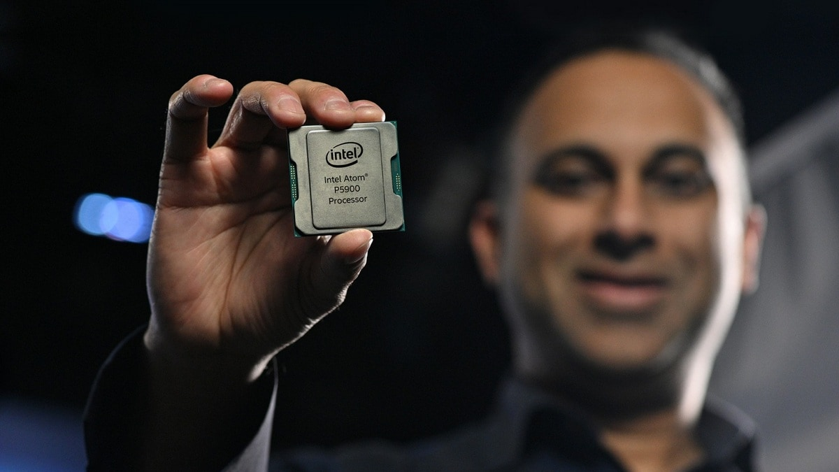 Intel Unveils 2nd Generation Xeon Scalable Processor, 10nm 5G Chip for Wireless Base Stations
