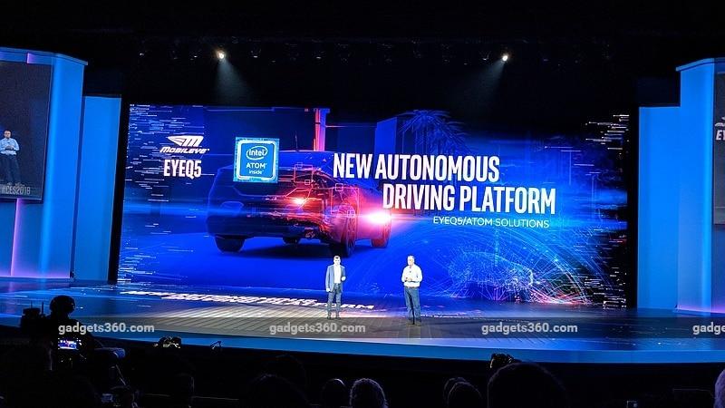 intel automotive gadgets 360 Intel