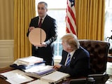 Intel CEO Joins US President Donald Trump to Tout Arizona Chip Factory