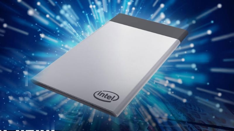 CES 2017: Intel Introduces Credit Card-Sized 'Compute Card' for Upgradable Smart Gadgets