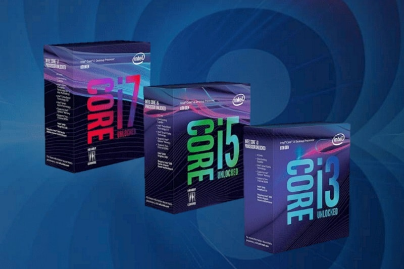 Intel 8th Gen Core i7, i5, i3 'Coffee Lake' CPUs for Desktop PCs Announced