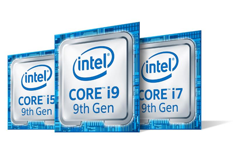 Intel Teases 9th Gen Core CPUs for Gaming Laptops, Announces New Software, and More at GDC 2019