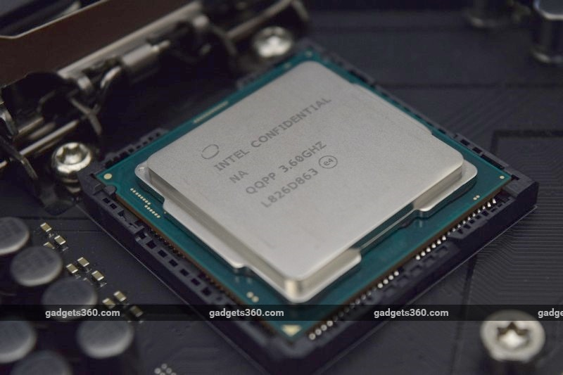intel core i9 9900k socketed ndtv intel