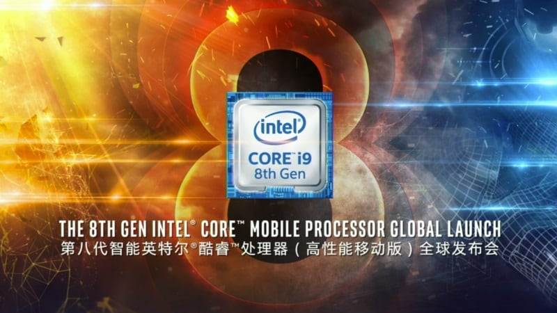 Intel Announces First Core i9 Laptop CPU, New Mainstream Desktop Chipsets, 8th Gen vPro Platform, and More
