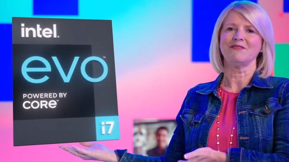 Intel Evo Badge for Premium Ultraportable Laptops, New Logo and Brand Identity Revealed