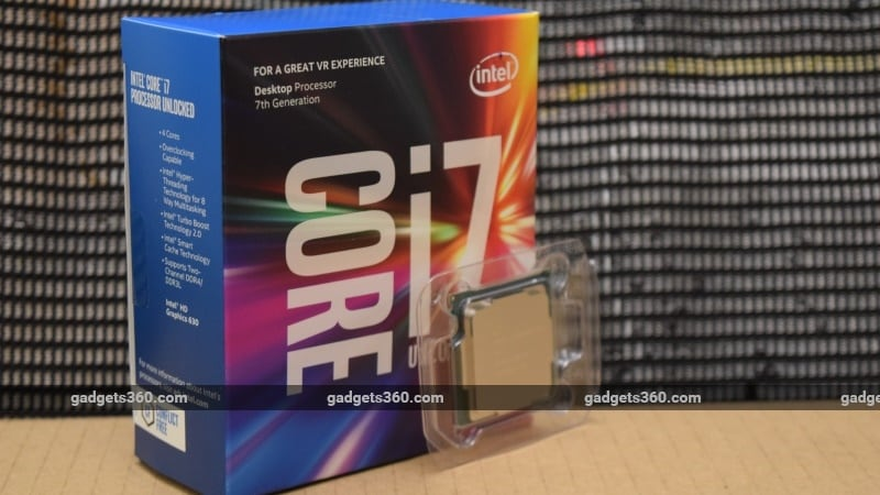 Intel Core i7-7700K 'Kaby Lake&#039 Review