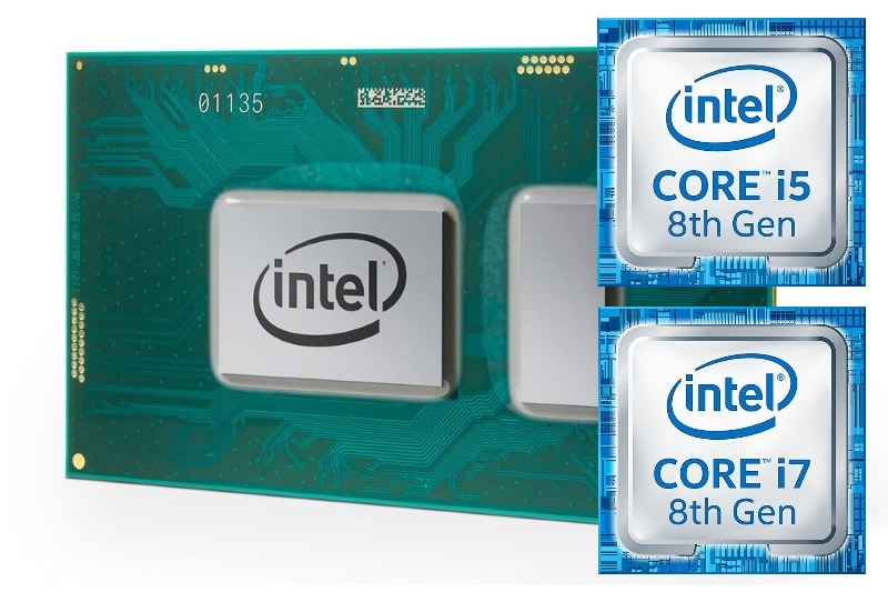 Intel 8th Generation Core Series Launched With 'Kaby Lake Refresh' CPUs for Laptops