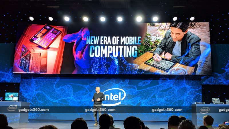 Intel 'Ice Lake' 10nm CPUs, 'Lakefield' Hybrid CPU, Slim 'Project Athena' 5G Laptops Announced at CES 2019