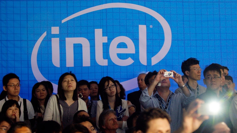 Intel Says More Women, Blacks in Workforce After Diversity Push