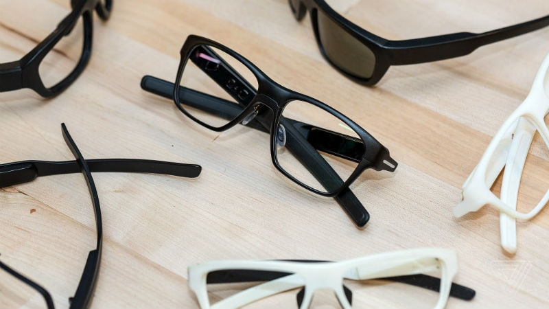 Intel's New Smart Glasses are Plain Without Being Boring