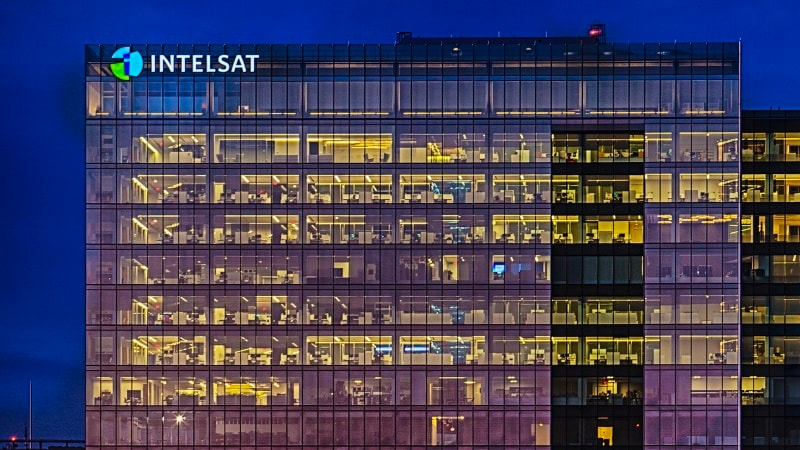 Intelsat Expects $14 Billion OneWeb Merger Deal to Fail
