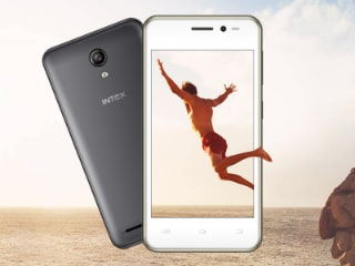 Intex Aqua E4 With 4G VoLTE Support Launched at Rs. 3,333