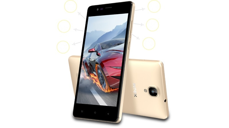 Intex Aqua Lions 4G With VoLTE Support Launched at Rs. 5,499