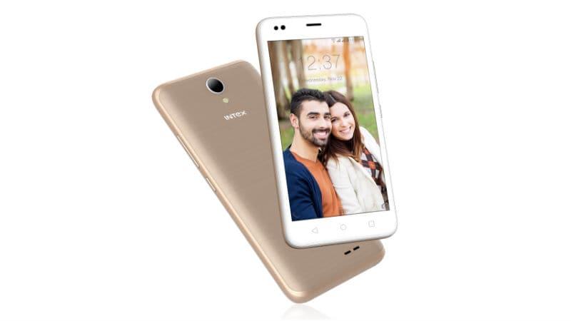 इंटेक्स ऐक्वा लॉयंस टी1 स्मार्टफोन लॉन्च, कीमत 4,000 रुपये से भी कम