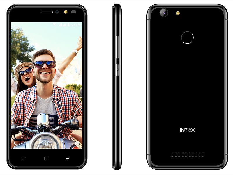 Intex Aqua Lions X1 and Aqua Lions X1+ With One-Time Screen Replacement Offer Launched