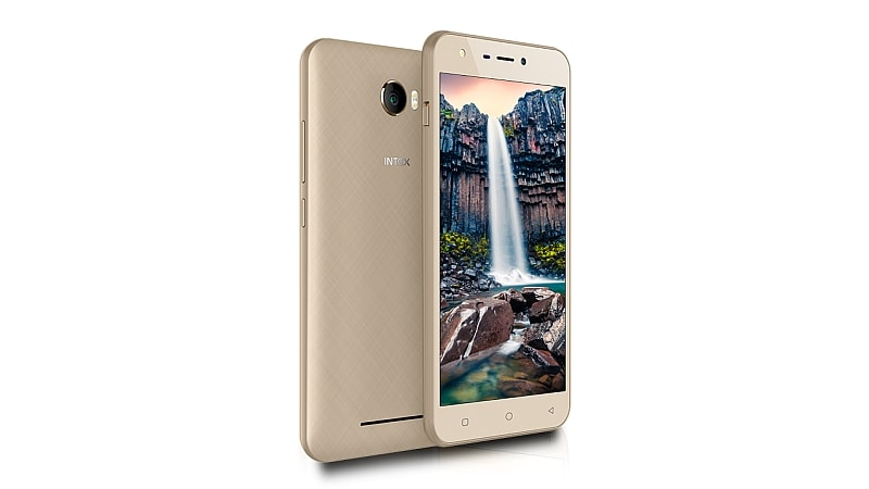 Intex Aqua Note 5.5 With 4G VoLTE Support, Front Flash Launched in India: Price, Specifications