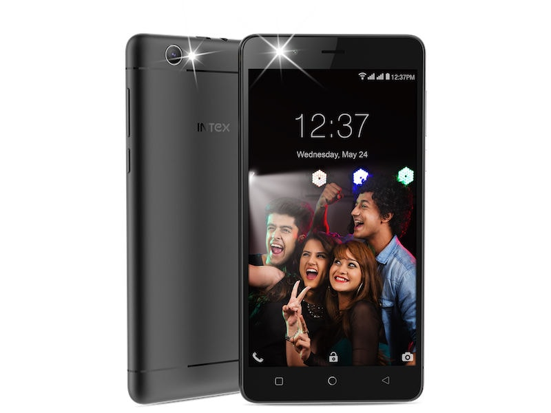Intex Aqua Selfie Launched in India: Price, Specifications, and More