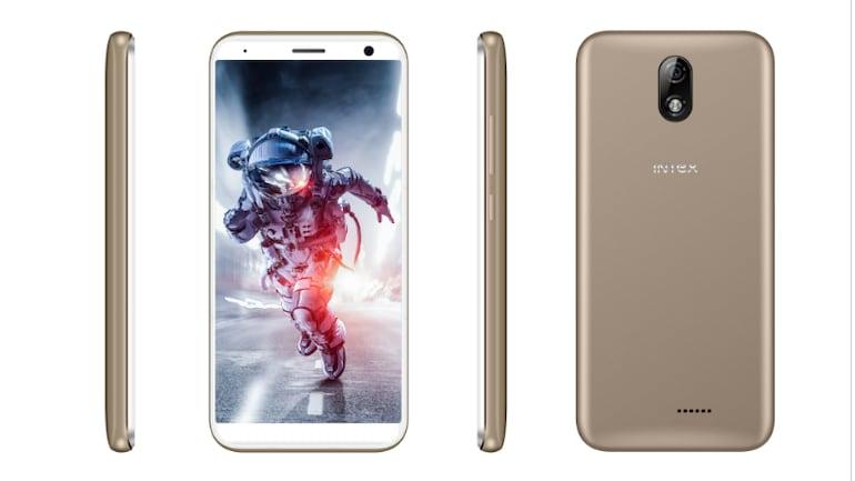 4,649 रुपये में लॉन्च हुआ 'फुलव्यू' डिस्प्ले वाला स्मार्टफोन